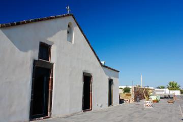 Chiesa vecchia di Lipari - isole eoliane