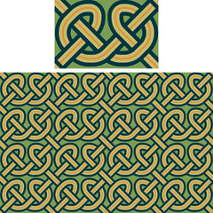 seamless a background celtic