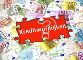Kreditwürdigkeit?