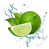 Fototapety Fresh limes