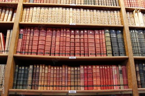 Spoed canvasdoek 2cm dik Bibliotheek Paris - Palais du Luxembourg - Sénat