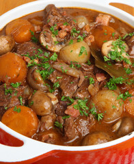 Beef Bourguignon, Classic French Stew