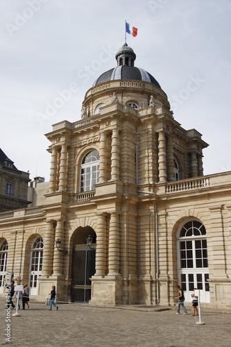 Paris - Palais du Luxembourg - Sénat