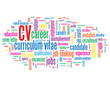 """CV"" Tag Cloud (jobs recruitment employment candidate apply now)"