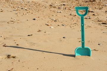 Spase on the beach