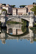 Roma, ponte Vittorio Emanuele II