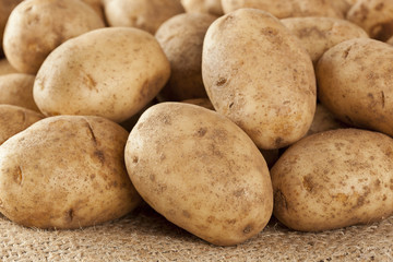 Fresh Organic Whole Potato