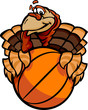 Basketball Happy Thanksgiving ...