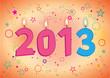 carte postale voeux 2013