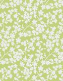 Fototapety 植物柄のパターン