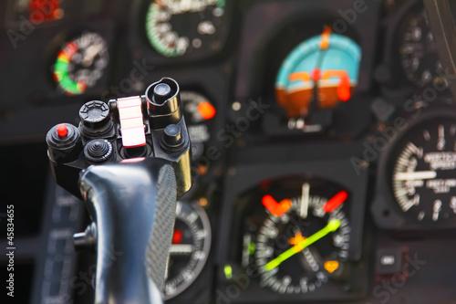 Hubschraubersteuer
