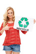 For the good of the world! - Recycling