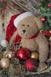 Weihnachts Teddy