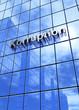 Blaue Fassade - Korruption 1