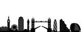 Fototapety london skyline