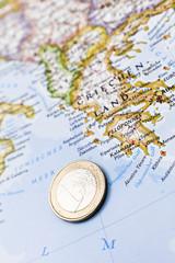 Euro, Waehrung, Muenzen, Geld, Zahlungsmittel