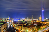 Fototapety Berlin bei Nacht