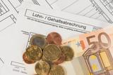 Lohn und Gehalt - 45849201