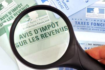 Les impôts à la loupe