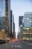 Fototapety New York City from Street Level