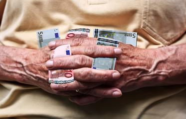 Rentenkürzung