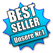 "Siegel ""Bestseller - Unsere Nr. 1"""