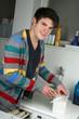 Waschmittel für die Waschmaschine