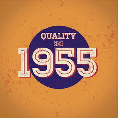 Quality since 1955