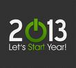 Start New Year 2013