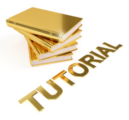 Tutorial Golden Books Education Image