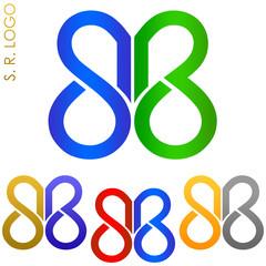 S. R. Company Logo