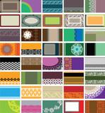 40 horizontal business cards