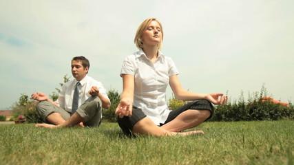 Business yogi