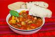 ungarische Fischsuppe