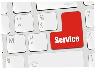 clavier service