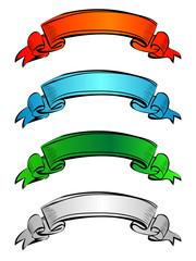 banner ribbons