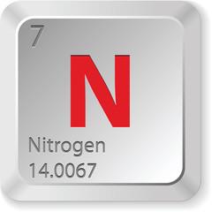 nitrogen - keyboard button