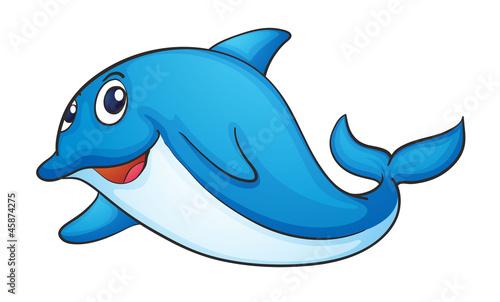 剪贴画动物单个嘴图图形孤立形状捕鱼插图海海洋热带