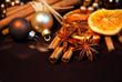 Weihnachtliche Gewürze