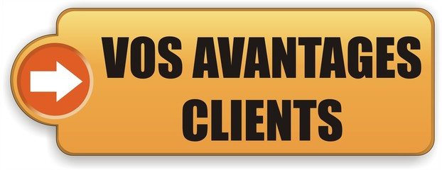 boutons vos avantages clients
