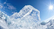 Leinwandbild Motiv Winter Baikal
