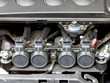 LPG injector installed in gasoline engine