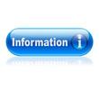 Boton alargado brillante texto Information