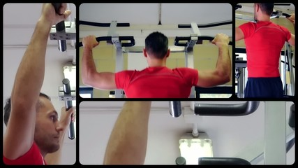 back muscles workout