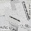 Newsprint Background