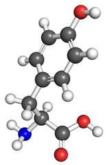 Thyrosine molecule