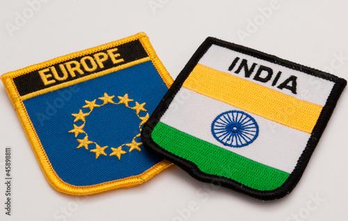 Europe and India