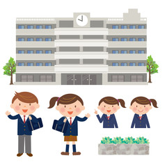 学校と学生