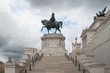 Vittorio Emanuele II Monument or Altar of the Fatherland in Rome