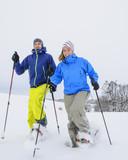 Tour im ersten Schnee